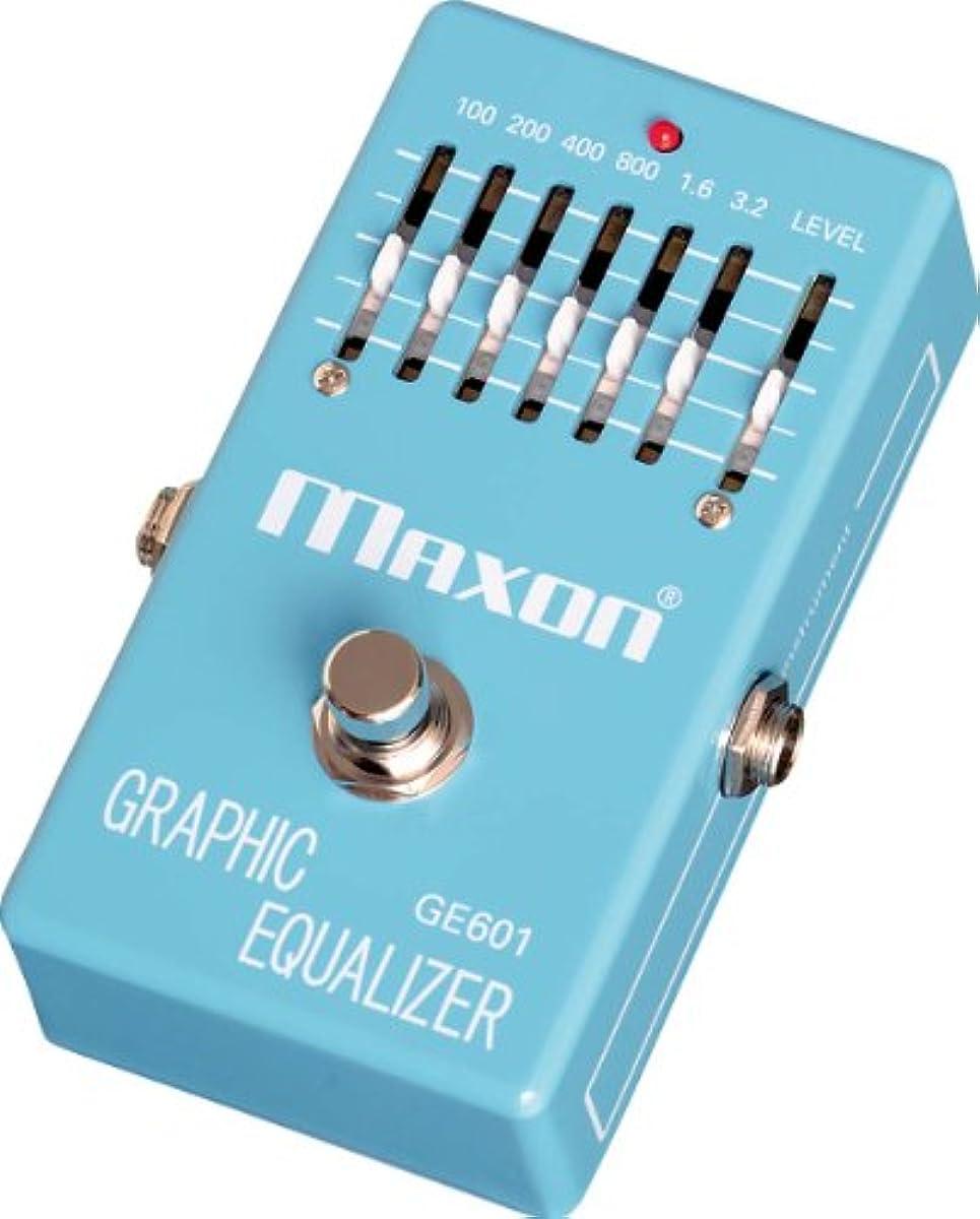 [해외] MAXON 기타 이펙터 GRAPHIC EQUALIZER GE601