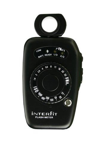 Meter Interfit Flash - Interfit INT410 Studio Flash Meter (Black)
