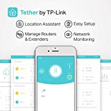 TP-Link AC750 WiFi Extender (RE220), Covers Up to