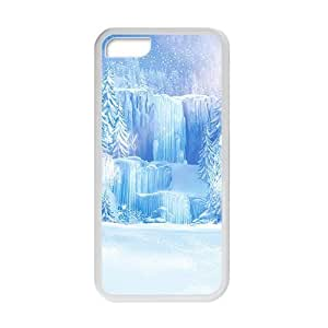 diy zhengFrozen pretty practical drop-resistance Phone Case Protection for Ipod Touch 5 5th