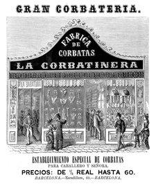 Grabado antiguo (1876) - Xilografía - Barcelona.- Fábrica De ...