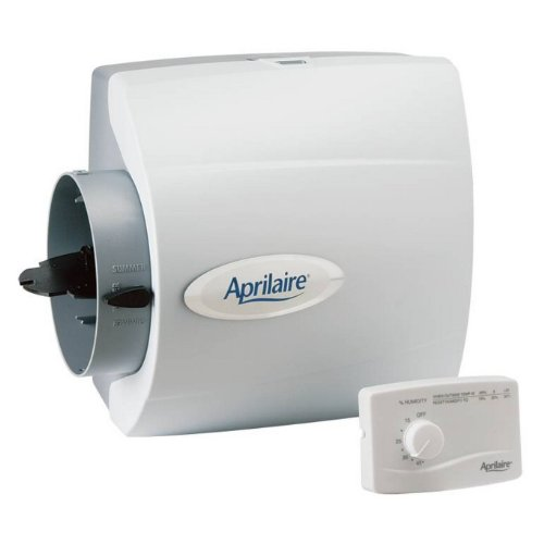 Aprilaire Model 500 M Whole-house Bypass Humidifier with Manual Control by Aprilaire
