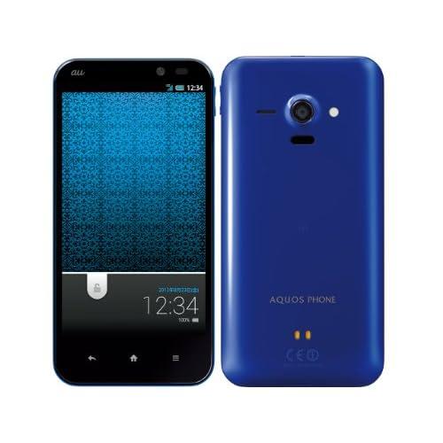 AQUOS PHONE SERIE(SHL22)au