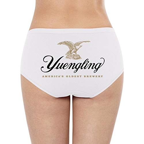 (YJRTISF Popular Music Women Ultra Soft Yuengling-Beer-America's-Oldest-Brewery- Cotton Cute Panties)