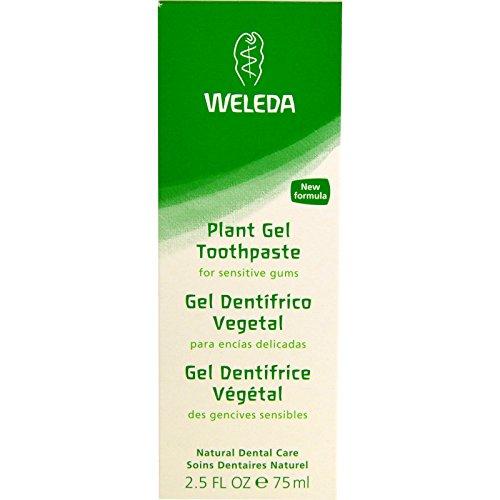 (Weleda Plant Gel Toothpaste, 2.5 Ounce)