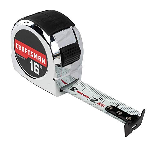 CRAFTSMAN Tape Measure Chrome