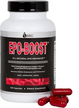 EPO-BOOST Supplément Endurance
