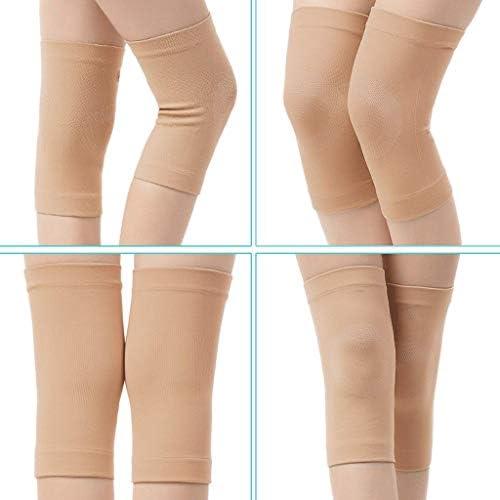 Bonheur Warm Knieschützer for Männer und Frauen Vier Jahreszeiten Kniegelenk Sports Knieschützer Thin Anti-Rutsch-Entwurf