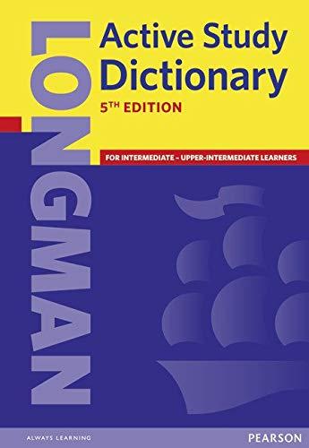Longman Active Study Dictionary 5th Edition Paper (Longman Active Study Dictionary of English) PDF