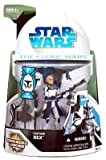 Star Wars 2008 Clone Wars Animated Action Figure No. 4 Captain Rex [First Day of Issue]