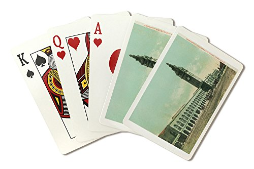 San Francisco, California - Exterior View of Union Ferry Depot (Playing Card Deck - 52 Card Poker Size with - Ferry Union Depot