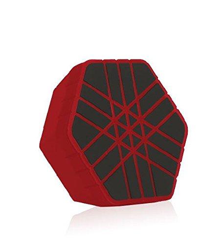 Vivitar Bluetooth Speaker (Crimson)
