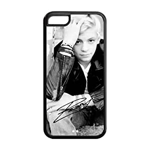 Customize High Quality Famous Singer Ross Lynch Back Case for iphone 5C JN5C-1648
