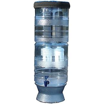 Amazoncom Berkey Light 275 Gal Berkey Water Filter w 2 Black