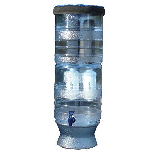 Berkey Light - 2.75 Gal Berkey Water Filter w/ 2 Black Berkey Elements by Berkey