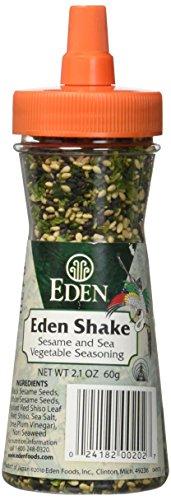 Eden Foods Furikake Shake, 2.1 oz (Shake Rice)