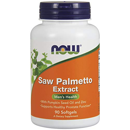 Now Supplements, Saw Palmetto Extract, 90 Softgels
