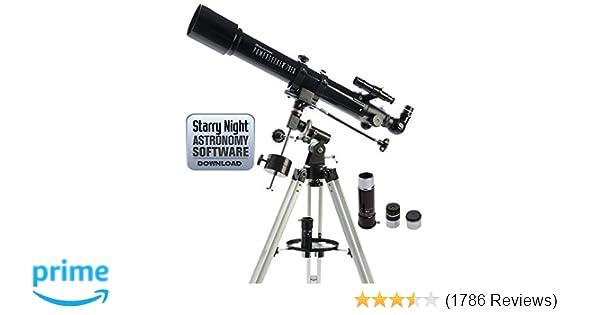 Amazon.com : celestron powerseeker 70eq telescope : refracting
