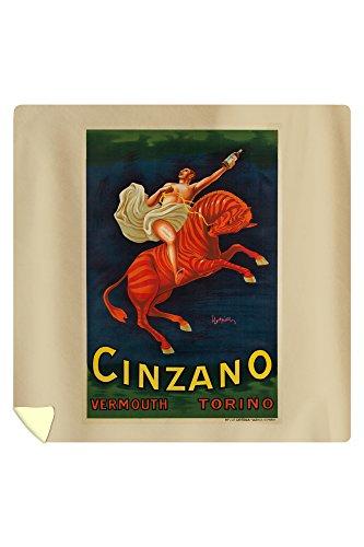 cinzano-vermouth-vintage-poster-artist-leonetto-cappiello-spain-c-1910-88x88-queen-microfiber-duvet-
