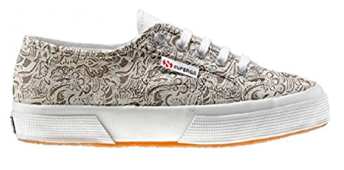 Superga Customized zapatos personalizados Damask Paisley (Zapatos Artesano)