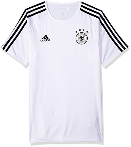 dd82fc21762 adidas World Cup Soccer Germany Men's Soccer Germany Home Fanshirt,  XX-Large, White/Black