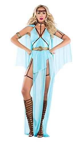Starline Women's Goddess of War, As Shown, (War Goddess Costume)