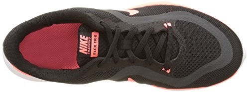 Nike Women Wmns Flex Træner Sko 6 Hal Sort (sort / Lava Glød / Antracit 011) uWRURWak