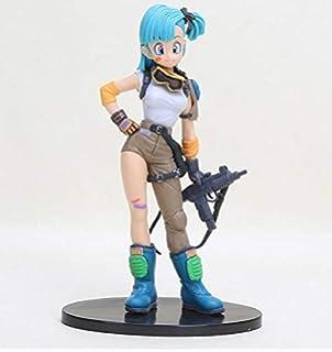 Banpresto 26237 - Estatua Bulma de Dragon Ball Z: Amazon.es ...