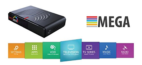 Red360 Mega plus HD 7line IPTV 12 Months Run time INCLUDED THE PRICE, OVER...