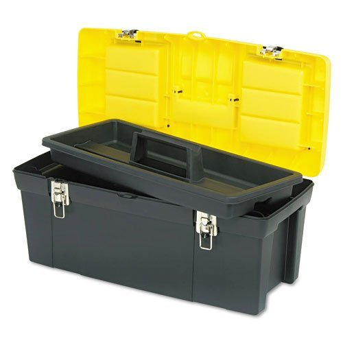 Stanley Bostitch : Series 2000 Toolbox with Tray, Two Lid Co