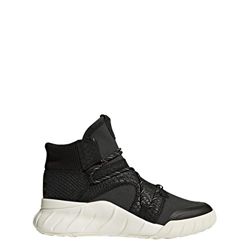 Adidas Rörformiga X 2,0 W ​​womens Fashion-gymnastikskor Rörformiga Kärn Svart / Off-white