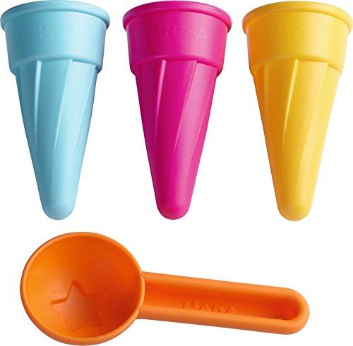 HABA Sand Ice Cream Cone Dream Sand Mold Playset (Pretend Ice Cream Cones compare prices)