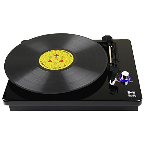 Miric Vinyl Record Player Turntable with Belt-Drive for sale  Delivered anywhere in USA