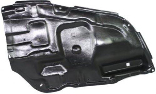 Crash Parts Plus Passenger Side Engine Splash Shield Guard for 2005-2010 Toyota Avalon TO1228130