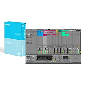 Ableton Multitrack Recording Software (Live 1...