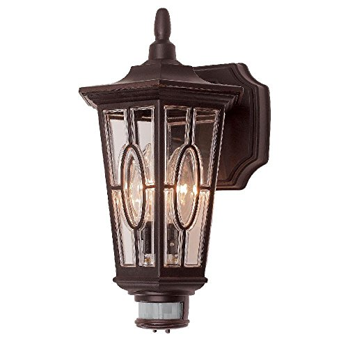Newport Coastal Seville Wall-Mount Outdoor Carousel Motion Light (Seville Ceiling Lighting)