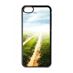 Sky Case For iPhone 5C Black Nuktoe779867
