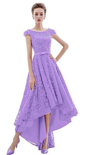 Vimans -  Vestito  - linea ad a - Donna Light Purple 46