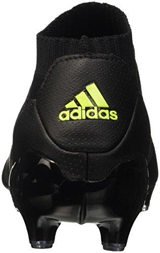Adidas Mannen Ace 16,1 Primeknit Voetbal-training Schoenen Nero (cblack / Cblack / Syello)