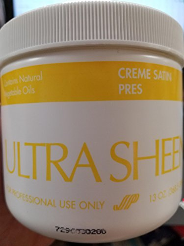 ultra sheen creme satin press 13 oz by Ultra Sheen