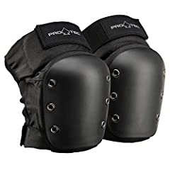 The PROTEC original street gear knee pads are a competition quality set of knee pads from PROTEC original that have long been a top-choice by professional skateboarders and BMX riders. This competition quality set of knee pads from PROTEC ori...