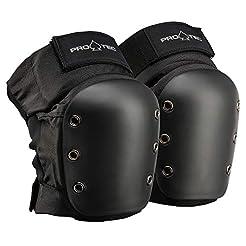 Pro-Tec Street Knee Pad, Black, L
