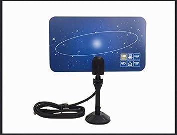 DVB-T 1080P HD TV Antenna Digital Indoor Señal Booster máxima ...