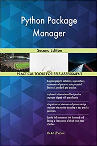 Python Package Manager Second Edition: Gerardus Blokdyk
