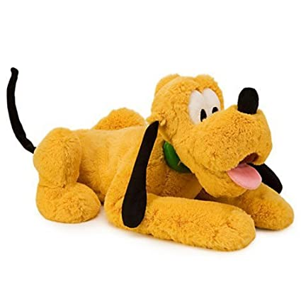 44f9976c782 Amazon.com  Disney Pluto Plush Toy