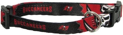 Pets First Tampa Bay Buccaneers Dog Collar