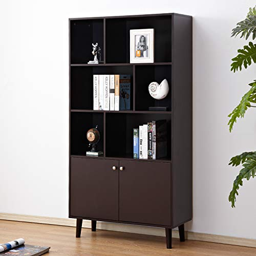 - soges Premuim Modern Display Storage Cabinet 67.4