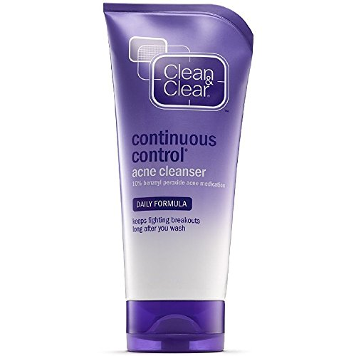 Clean Clear Continuous Control Cleanser product image