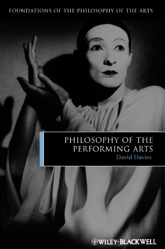 Read Online Philosophy of the Performing Arts PDF