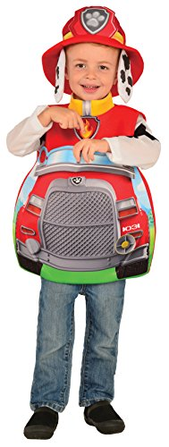 Rubie's Costume Paw Patrol 3D Marshall Child Costume, Toddler -